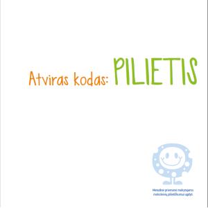 Metodine priemone ATVIRAS KODAS PILIETIS