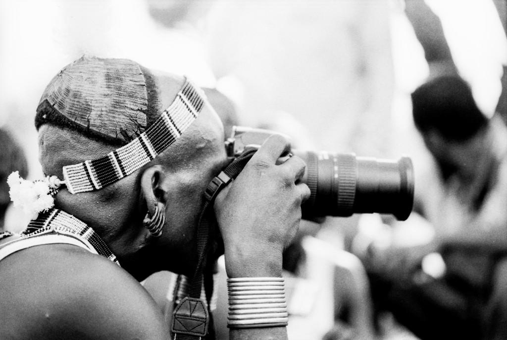 Laura VAIŠVILAITĖ. Fotografuoju Afriką
